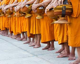 Monk Meditate